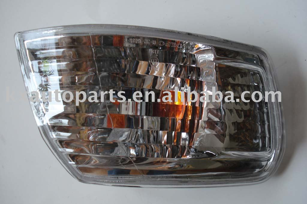 CAR LIGHT,TOYOTA COROLLA 98 CORNER LAMP 212-15B8-UE/XE