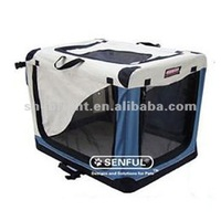 Folding Pet Travelling Soft Crate