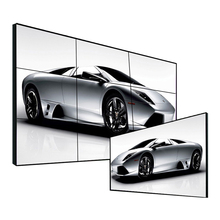 Famous Branded Samsung Ultra thin LCD full HD sexy indoor Advertising led video wall display screen