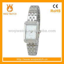 Korean mini style stainless steel lady watches