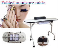 Hot Sale Folded Manicure Table