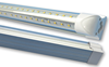 T8 LED Tube DLC UL cUL Certified V Shaped 5FT saving up to 70% energy cost