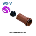 high sale China supplier material 3 way male connector for auto DJ70310-6.3-11