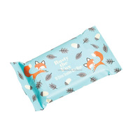 Custom Moist Towelettes All Purpose Hand and Face Wipes