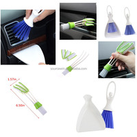 Special Mini Multifunctional Computer Keyboard Car Dashboard Cleaning Brushes Small Auto Detailing Brush