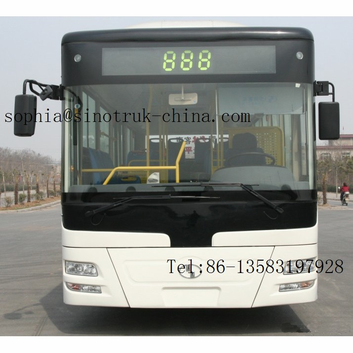 yutong city bus,37-40 seater