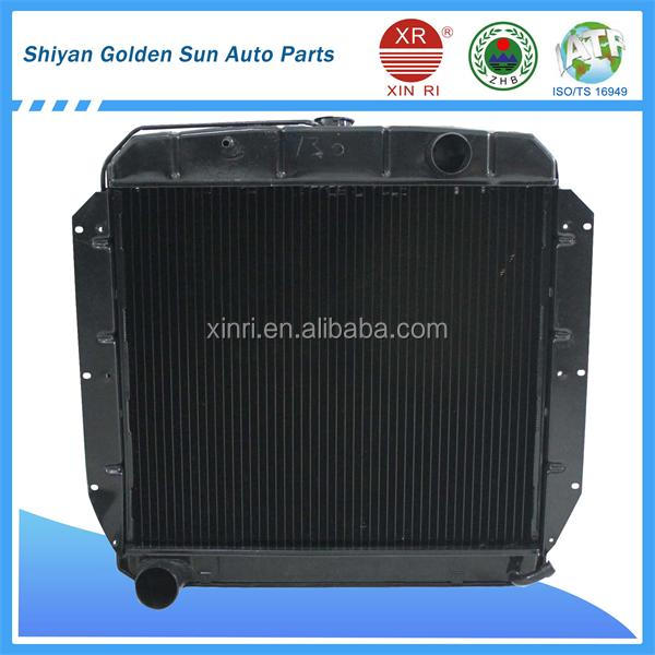 ZIL 130-1301010 heavy equipment radiators for Russian Market
