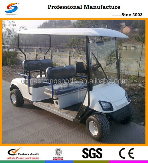 NEW DESIGN KOREAN CARGO AND Gas Golf Cart GC004