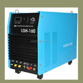 LGK 160 IGBT module inverter DC plasma cutting machine price/plasma cutter for sale/mini cnc plasma cutter