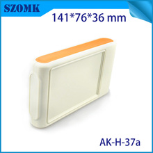 shenzhen beauty oem instrument enclosure plastic hand pcb case