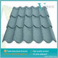 Construction materials in china roof insulated sheet metal shingle