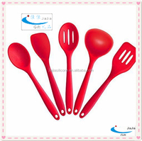 High quality silicone utensils made in China kitchen supplies