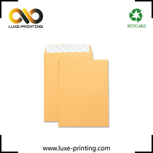Wholesale paper courrier mailing padded envelopes with seal