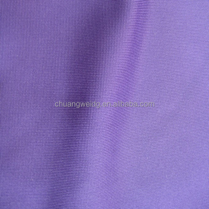 ponte de roma fabric/durable stretch fabric/spandex fabric for sale