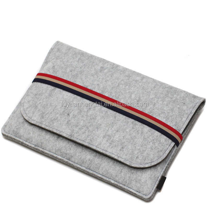 Alibaba original and charming wool felt personal computer bag pad sleeve for all kinds of sizes