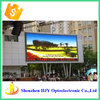 high definition P6 outdoor led screen for external use