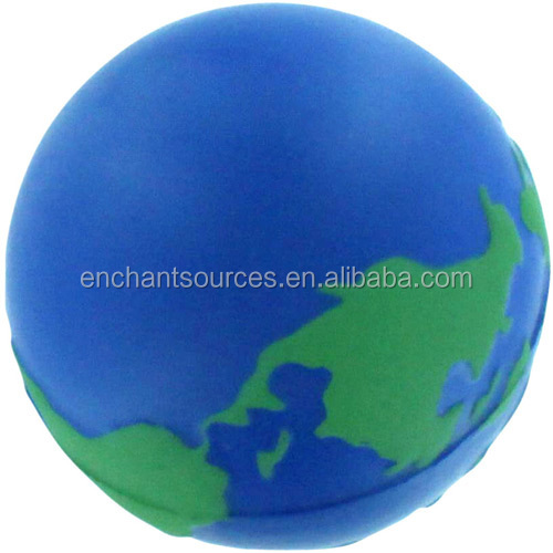 Bulk memory foam stress ball wholesale