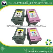 Discount refillable ink cartridge for 121 series