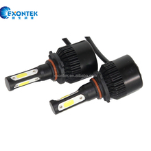 2018 Hot sale 3 sides Car Headlamp S1 S2 S3 C7 30W H7 H8 H11 9005 9006 high power COB all-in-one LED headlight bulb