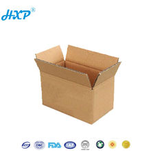 Paper box 5-Layer AB-Flute Flexo packing carton box with specification