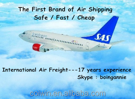 Cheap Internation air freight to CZECH REP ,AUSTERA from Shenzhen/Guangzhou China(16 years air freight experience)----Annie