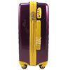 High Quality Aluminium Handle Travel Luggage Cases For Ladies
