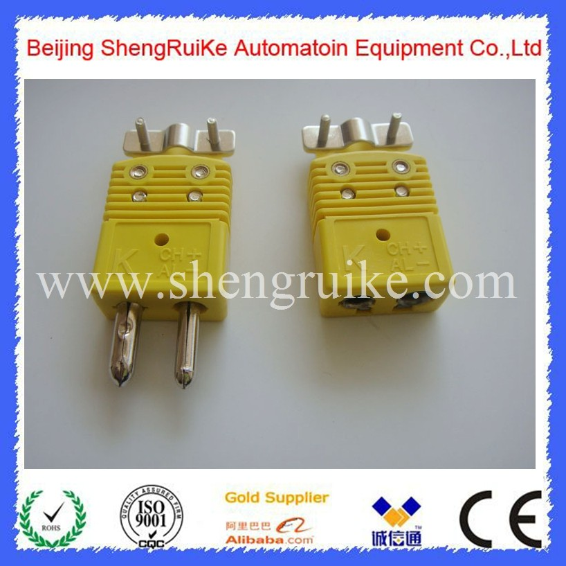 Cable Clamp Standard K thermocouple connector