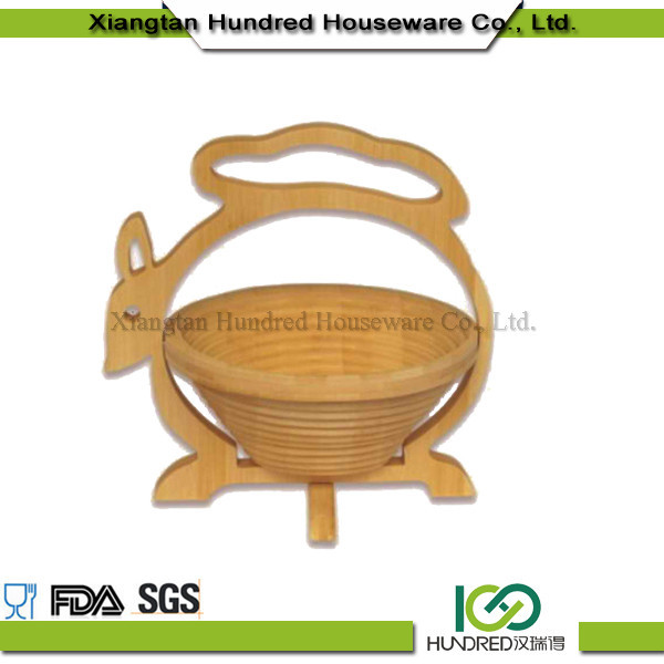 Top products hot selling new Bamboo Fruit Vegetable food baskets