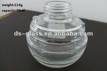 80ml empty glass bottle for air feshener