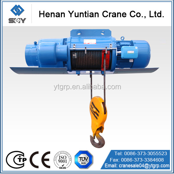 Electric Hoist Crane Use Cap.5 ton