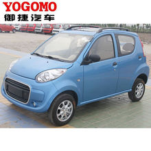 YOGOMO 72v 5kw Brushless AC Motor Small Electric Car 4 wheels