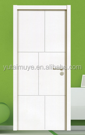 modern interior door china wooden panel door white colour doors
