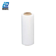 lldpe/pvc heat shrink wrap plastic film jumbo roll