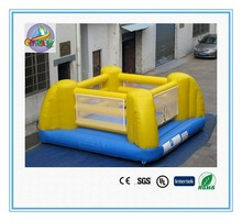 inflatable boxing ring / cheap inflatable wrestling ring