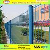 galvanized after powder coated welded wie mesh fence, used fencing for sale