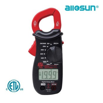 All-sun EM306B Digital Clamp Meter