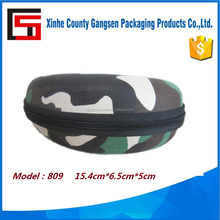 Hot sell camouflage EVA eyeglasses case/Sunglasses case Spectacle box