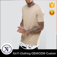 High quality wholesale custom mens plain t shirts with no tags