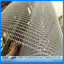Stainless steel double crimp wire mesh (directly from factory)/sus304 stainless steel wire mesh