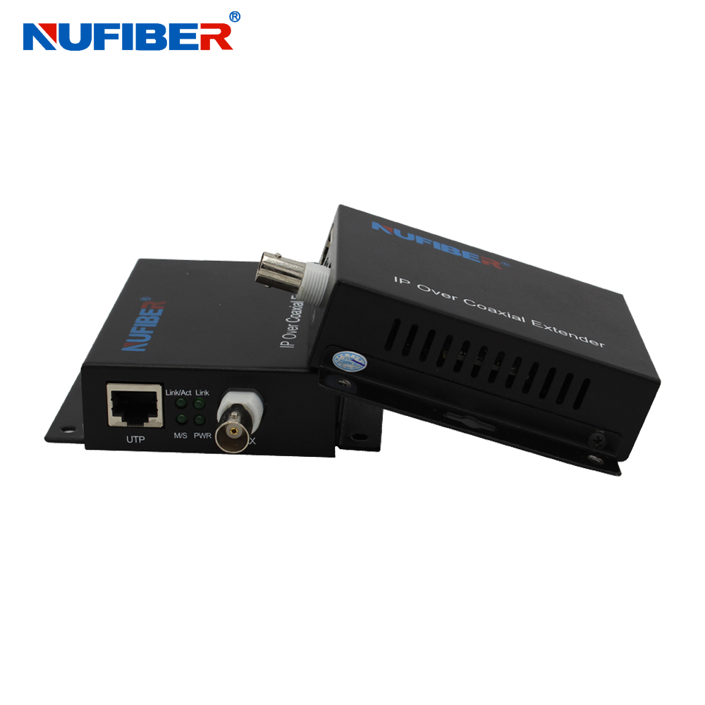 High Quality Eoc Converter rj45 to bnc IP Ethernet over Coaxial video transmitter and receiver HD 1080P for CCTV <strong>Network</strong> use