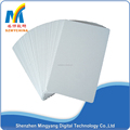0.22mm sublimation blank card metal business card