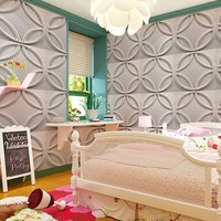 popular design 3d wallpaper for hotel decoration