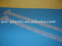 Injection Molded Clip Strips