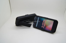 regged holster clip robot cover for Motorola moto e xt1021 cell phone case