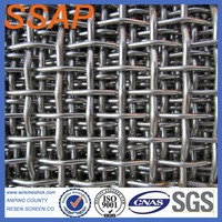 hot sale 304,304L,316,316L stainless steel mining wire mesh