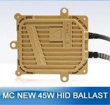 Innovited luxury gold color 12V 55W Xenon HID Replacement Digital AC Ballast For All Bulbs