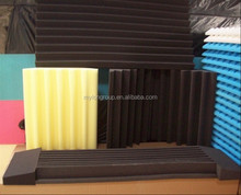 fire resistant polyurethane soundproof foam for recording studio