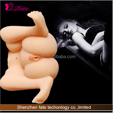 High quality Flexible Magic artificial half of body sex toys free samples male for sex organ with Chinese girl nude painting
