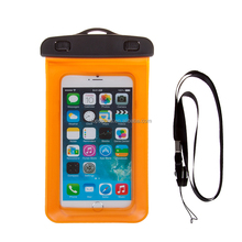 Universal PVC Waterproof Bag Underwater Pouch Diving Case For Mobile iPhone ,Waterproof Case for iphone 6 6