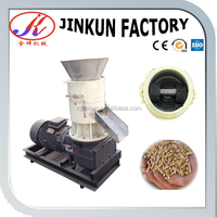 Chinese homemade poultry pellet feed mill manufacturing making machine